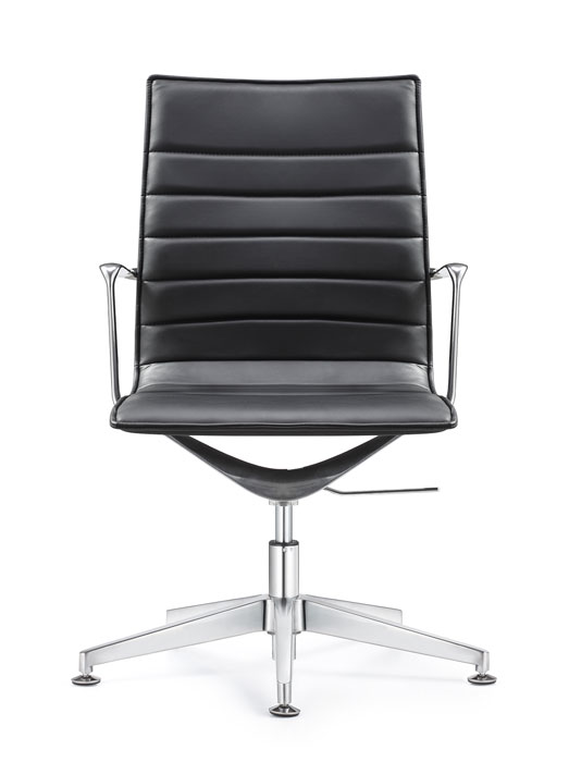 Joe high back executive eco leather swivel chair