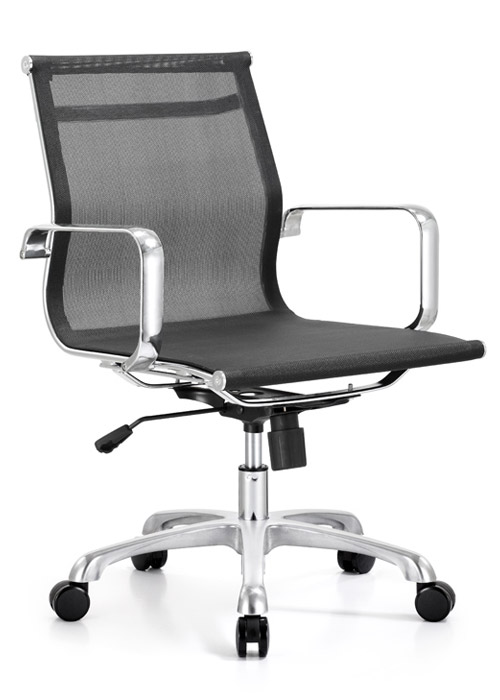 Baez mid back ECO leather chair
