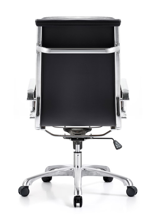 Hendrix high back executive leahter chair