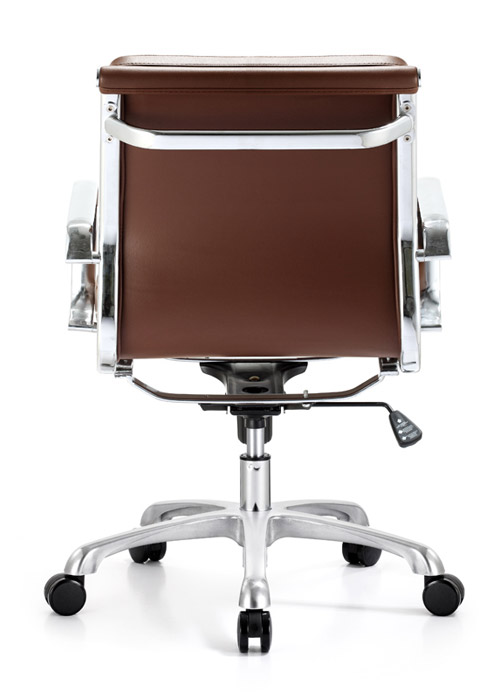 Hendrix mid back ECO leather chair