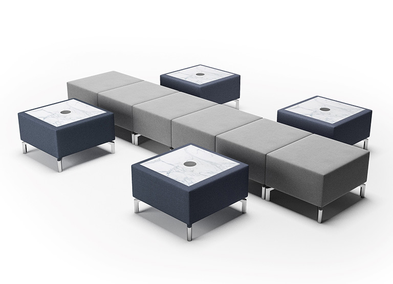 Jefferson Modular furniture