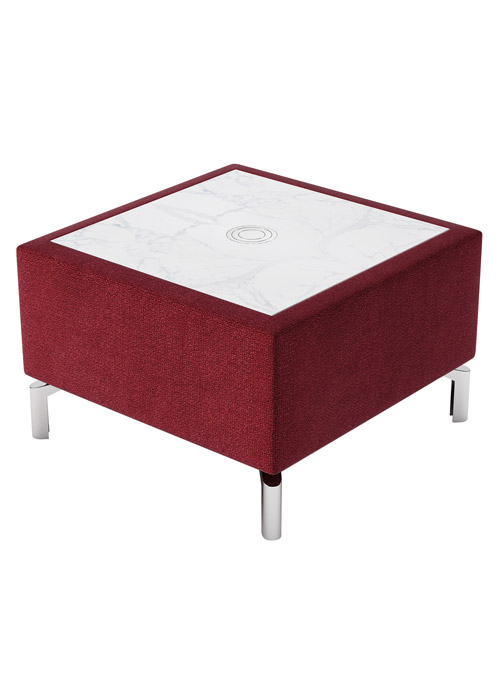 Jefferson Lounge series square table