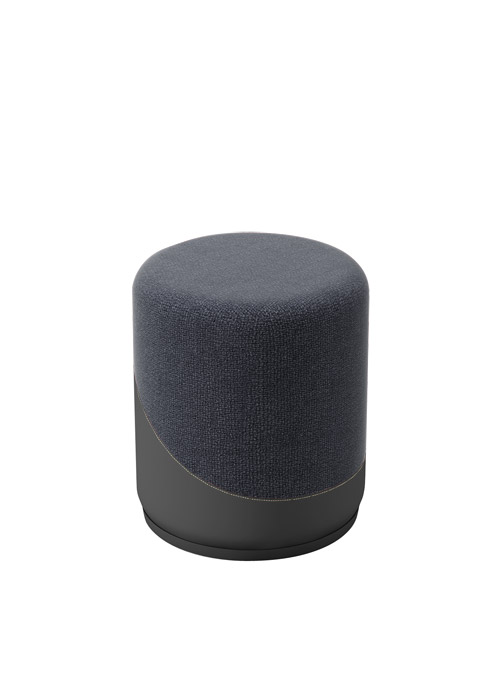 Jefferson Lounge series upholstered-stool