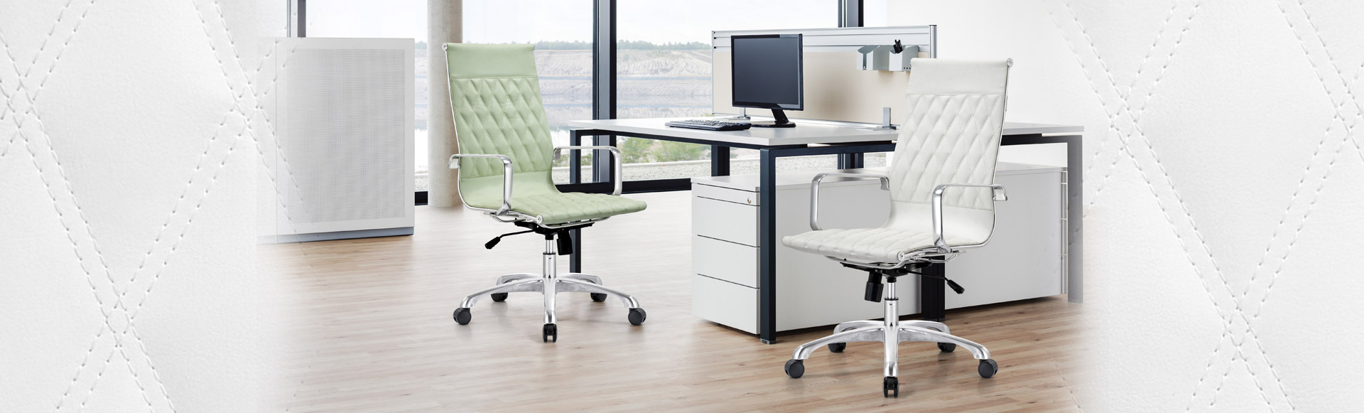 Annie Chairs are ideal for office, conference and guest seating